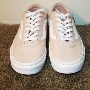 Vans Ward Girls Skate Shoes